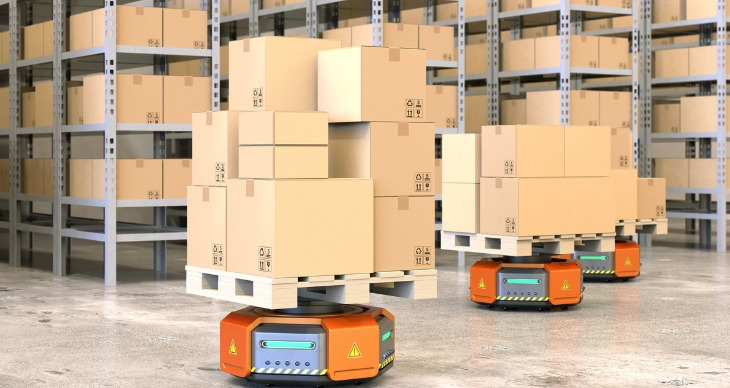 4 benefits of warehouse automation
