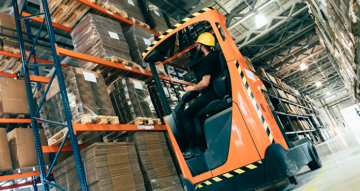 Case study: Unlocking warehouse efficiency with vertical storage solutions