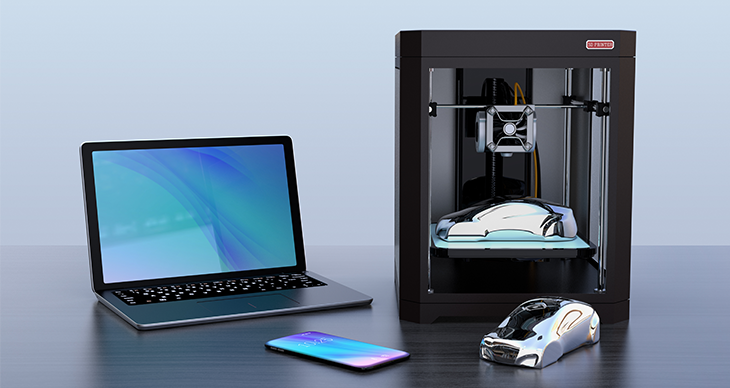 What you may not know about 3D printing in the supply chain
