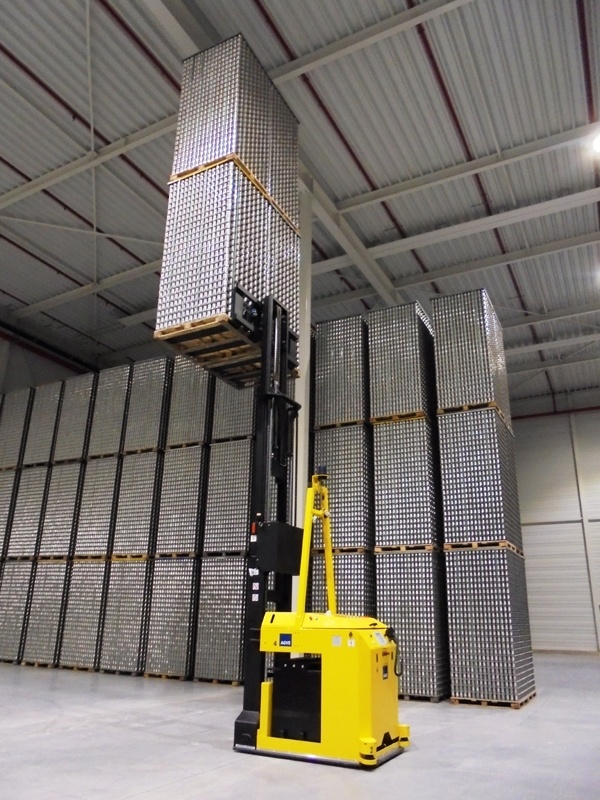 Automation is becoming more popular. PHOTO: AGV Solutions