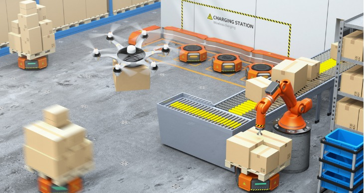 The opportunities and threats of supply chain robotics
